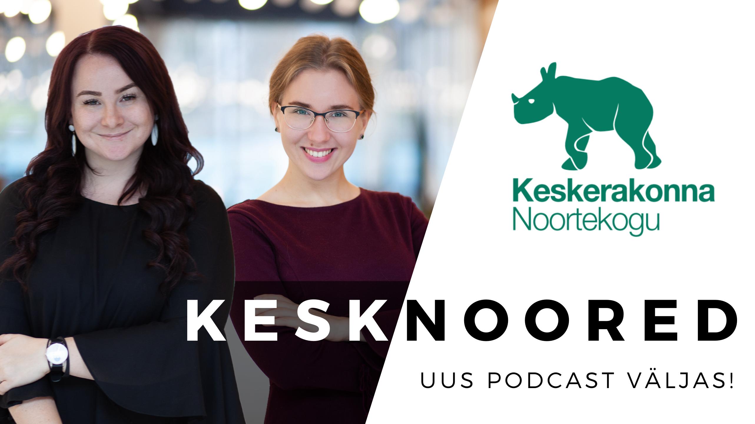 Kesknoorte podcast